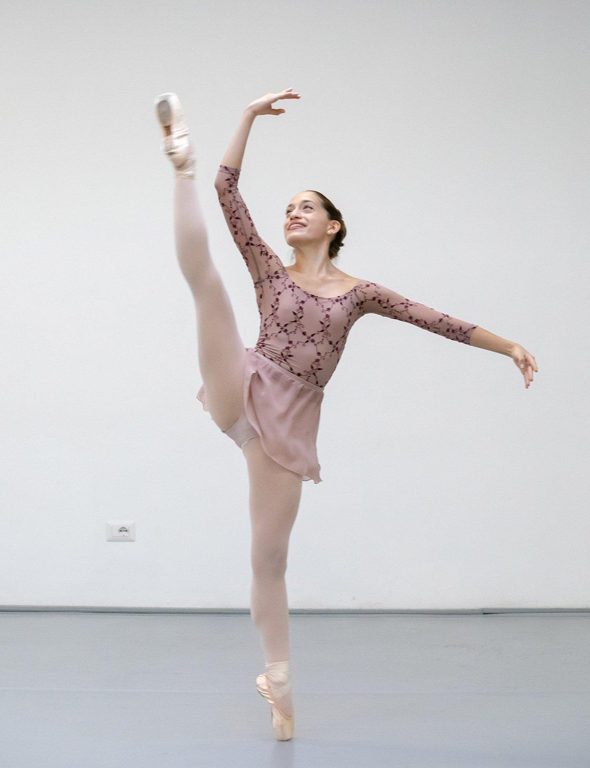 Ballerina Scuola Danza Classica Milano